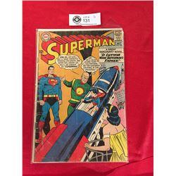 DC Comics Superman No170 In Plastic Bag on White Board