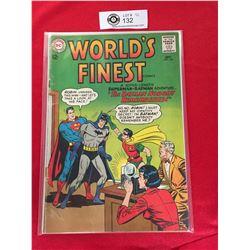 DC World's Finest Comics, No. 136 In Plastic Bag on White Board
