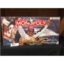 Parker Brothers Monopoly Board Game NEW Sealed in Box.Dale Earnhardt's Collector's Edition
