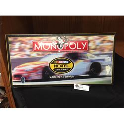 Parker Brothers Monopoly Board Game NEW Sealed in Box.Nascar Nextel Cup Series Collector's Edition