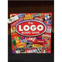 The Logo Board Game. Complete