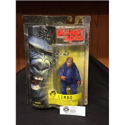 "Planet of the Apes ""Limbo"" Action Figure. Still Sealed in The Package"