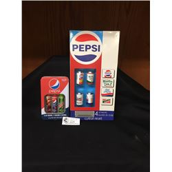 2 Packages of Pepsi Pop Can Lip Balms New in the Package