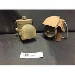 2 WWII Canadian/ British Soldier's Lanterns