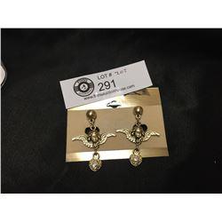 Pair of Angel Earrings