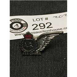 Canadian Airforce Pin. A.S.A.