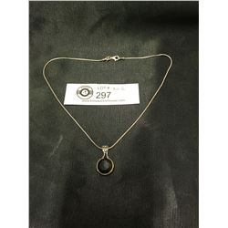 Quality Sterling Silver Chain + Pendant