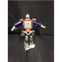 "Transformers Glavatron. 1986 10"" Tall"