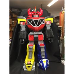 "2015 Fisher Price Power Ranger Imaginext Giant Megazord Toy! ( 27.5""H x 15.5"" W)"