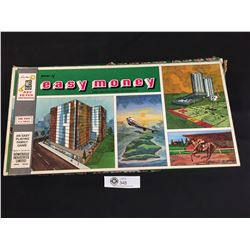Vintage 1974 Easy Money Board Game