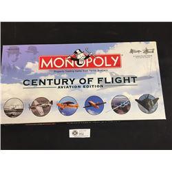 Monopoly Century of Flight Aviation Edition