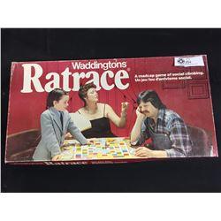 1970's Waddington's Racetrack Board Game