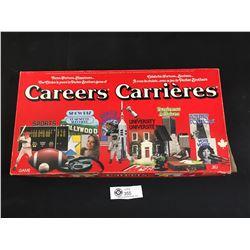 """Vintage Board Game. """" Careers"""""""