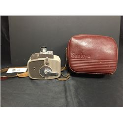 Keystone 20mm Camera with Leather Case