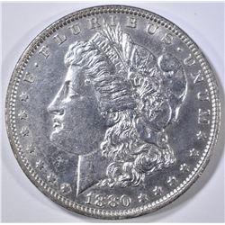 1880-O MORGAN DOLLAR CH AU
