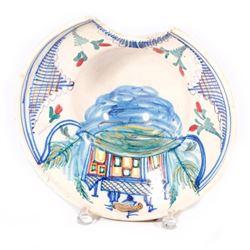 Spanish ceramic bowl
