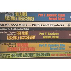 19MJ-1 LOT OF FIREARM BOOKS