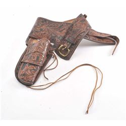 19MS-105 WESTERN HOLSTER