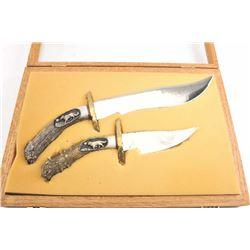 19LX-3 CUSTOM KNIVES