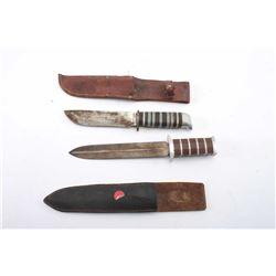 SUMLS-350 KNIFE LOT