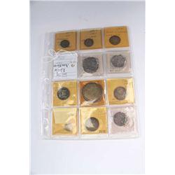 19NO- 32 11 COINS
