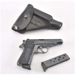 19LR-11 WALTHER PP NAZI PISTOL