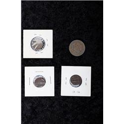 19MA-12,13  COIN LOT