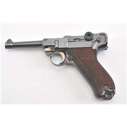 19LR-17 1908 DWM LUGER