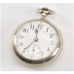 19OX- 38 WALTHAM POCKET WATCH