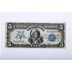 19MA-15 U.S. $5 SILVER CERT