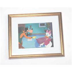 19RW-8 REPRINT OF GOOFY & DAISY DUCK