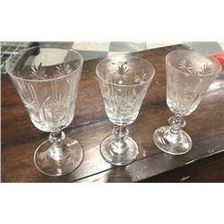 19MX-1 GLASS LOT