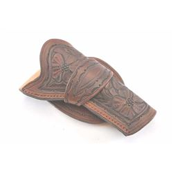 19NL- 4 CARVED HOLSTER FOR S.A.