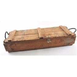 19NI-4 WOODEN CRATE