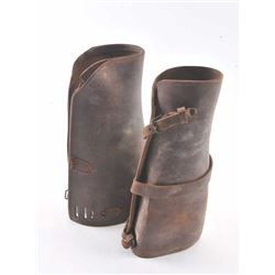 19NI-6 LEATHER CUFFS