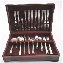 19RPS-21 STERLING SILVER FLATWARE