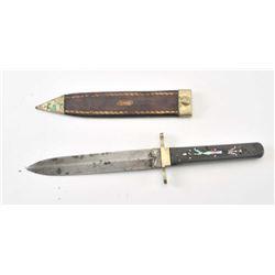 JXM-7 BOWIE KNIFE