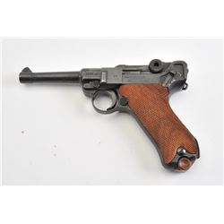 19PV-8 S/42 MAUSER LUGER #1296H