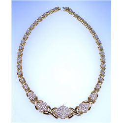 19CAI-27 DIAMOND NECKLACE