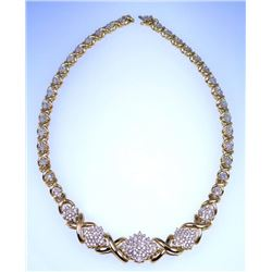 19CAI-27 DIAMOND NECKLACE