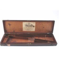 19OR-500 ENGLISH MAHOGANY CASE
