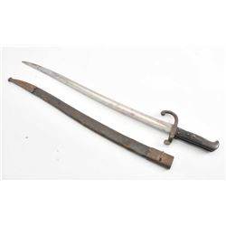 SUMLS-342 19TH CENTURY GERMAN SABER BAYONET