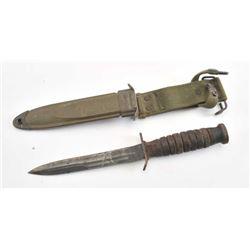 SUMLS-343 U.S. M-8 FIGHTING KNIFE