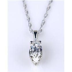 19CAI-38 DIAMOND PENDANT