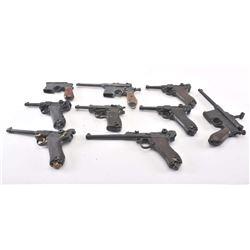 19PR-8 DIE CAST GUN LOT