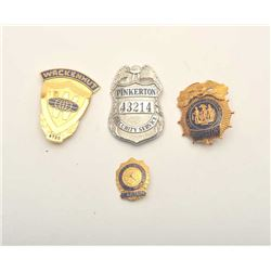 18DC-125C BADGES