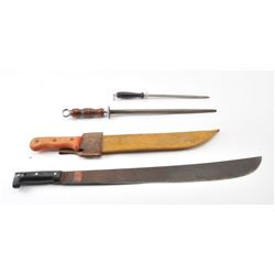 19NG-3 MACHETE LOT