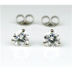 19CAI-31 DIAMOND STUD EARRINGS