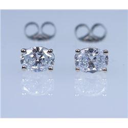 19CAI-32 DIAMOND EARRINGS