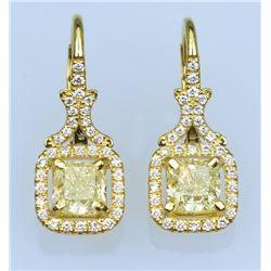 19CAI-17 DIAMOND EARRINGS